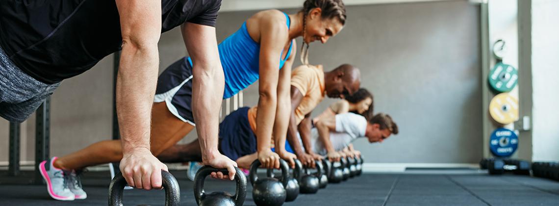 Fitness & styrketräning