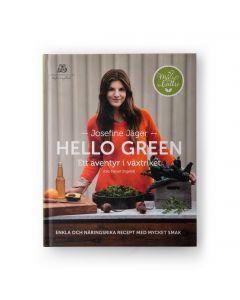 Hello Green - Ett äventyr i växtriket av Josefine Jäger