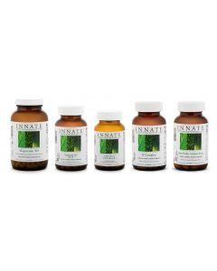Hormonelles baspaket med multivitaminmineral utan järn