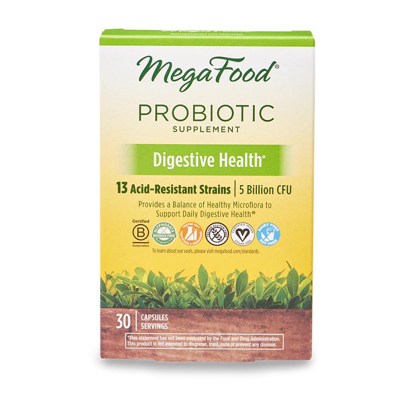 Shelf Stable MegaFlora – Digestive