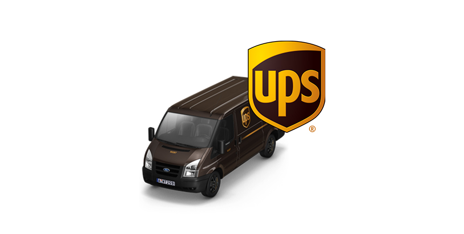 Frakt & levering med UPS