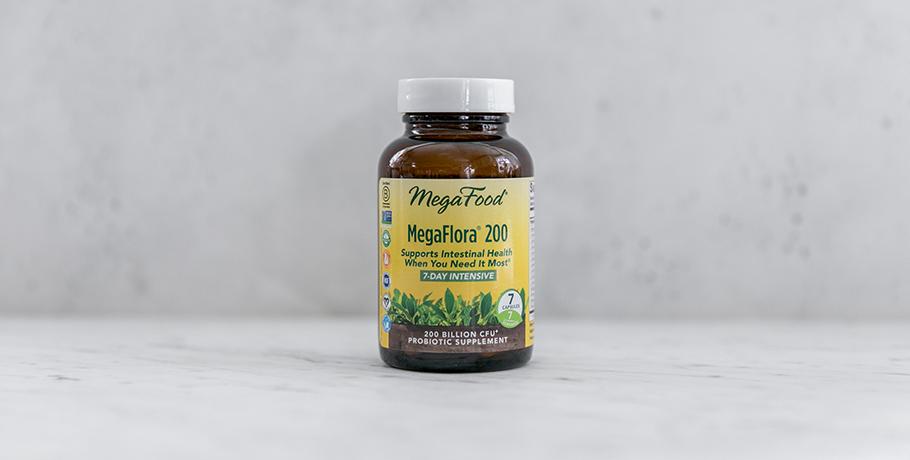 MegaFlora 200, 7-dagarskur