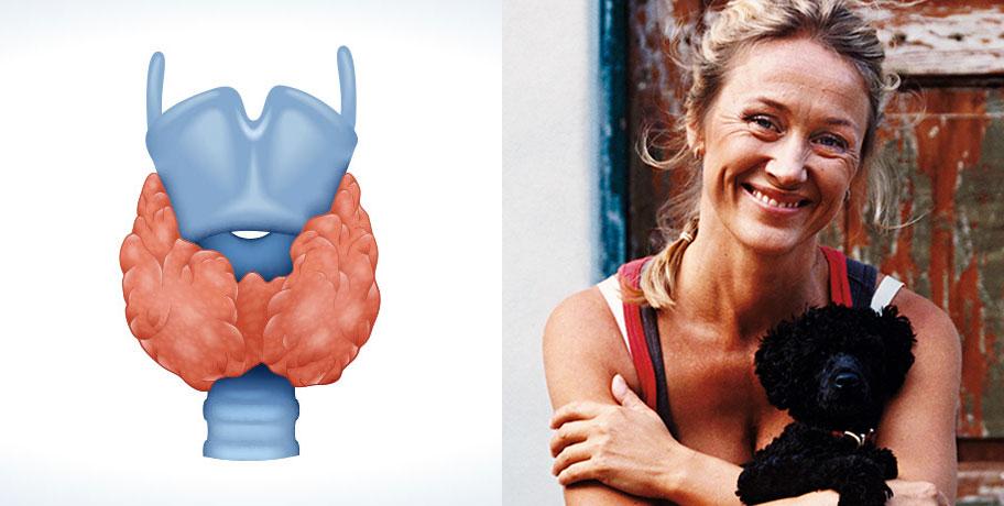 Råd och näringstips för sköldkörteln med Karin Björkegren Jones